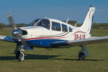 SP-AIM - Private Piper PA-28 Cherokee