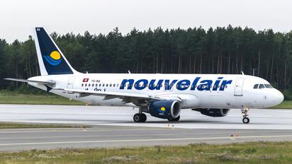 TS-INA - Nouvelair Airbus A320