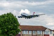 G-XLEC - British Airways Airbus A380 aircraft