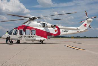 LN-OLV - Lufttransport Agusta Westland AW139