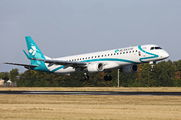 I-ADJP - Air Dolomiti Embraer ERJ-195 (190-200) aircraft