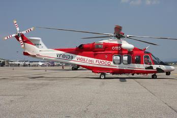 VF-139 - Italy - Vigili del Fuoco Agusta Westland AW139