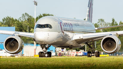 A7-ALD - Qatar Airways Airbus A350-900