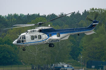 82+01 - Germany - Air Force Aerospatiale AS532 Cougar