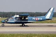PS-B14 - Italy - Police Partenavia P.68 Observer aircraft