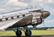 NC24320 - Private Douglas DC-3 aircraft