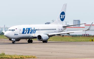 VP-BXQ - UTair Boeing 737-500
