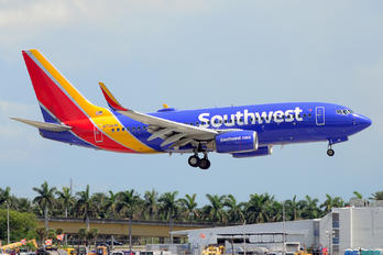 N751SW - Southwest Airlines Boeing 737-700