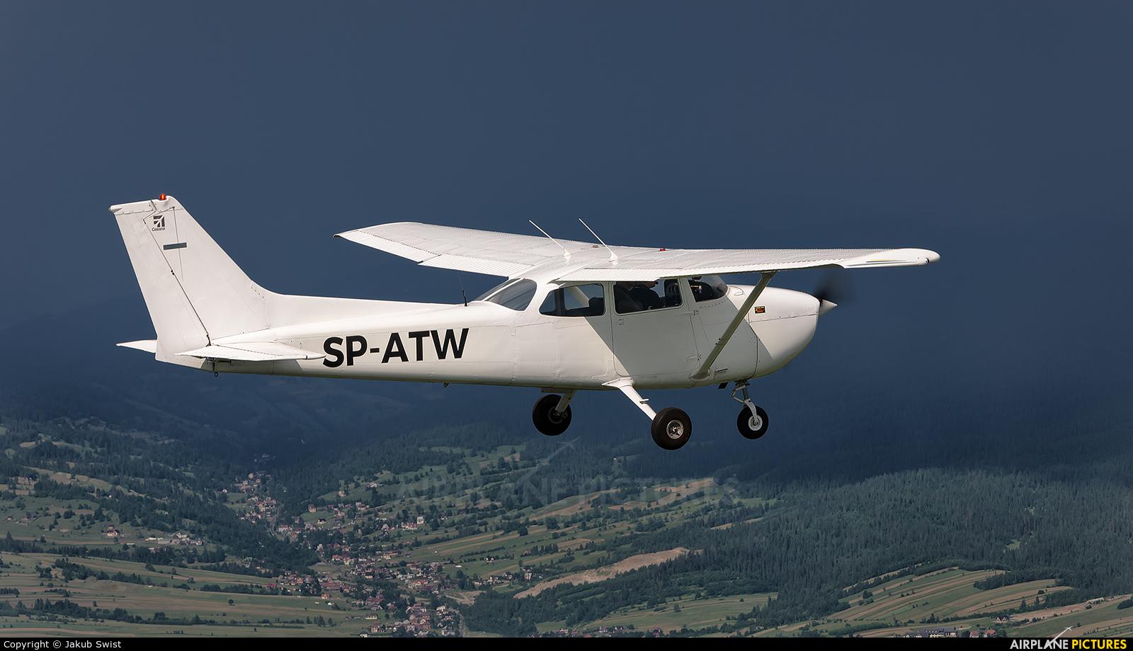 Aeroklub Nowy Targ SP-ATW aircraft at In Flight - Poland
