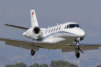VP-BJR - Private Cessna 560XL Citation XLS