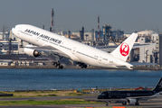 JA008D - JAL - Japan Airlines Boeing 777-200 aircraft