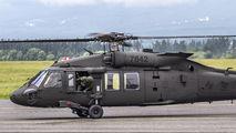 7642 - Slovakia -  Air Force Sikorsky UH-60M Black Hawk aircraft