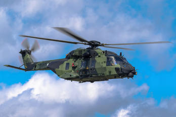 NH-211 - Finland - Air Force NH Industries NH-90 TTH