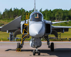 39254 - Sweden - Air Force SAAB JAS 39C Gripen