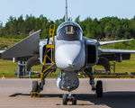 39254 - Sweden - Air Force SAAB JAS 39C Gripen aircraft
