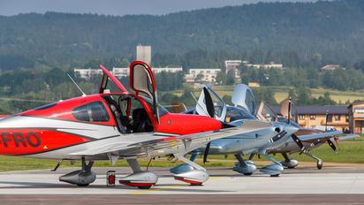 OK-FRO - Private Cirrus SR-22 -GTS