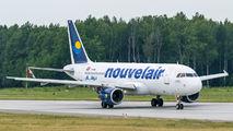 TS-INH - Nouvelair Airbus A320 aircraft