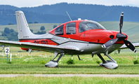 OK-FRO - Private Cirrus SR-22 -GTS aircraft