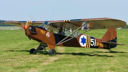 SP-MAM - Private Piper J3 Cub