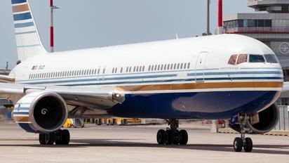 EC-LZO - Privilege Style Boeing 767-300ER