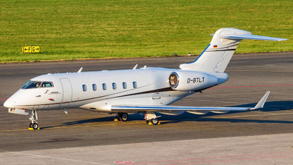 D-BTLT - MHS Aviation Bombardier BD-100 Challenger 300 series