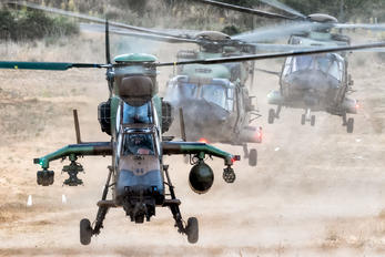 - - Spain - FAMET Eurocopter EC665 Tiger