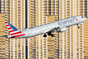 N155UW - American Airlines Airbus A321 aircraft