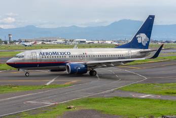 N788XA - Aeromexico Boeing 737-700