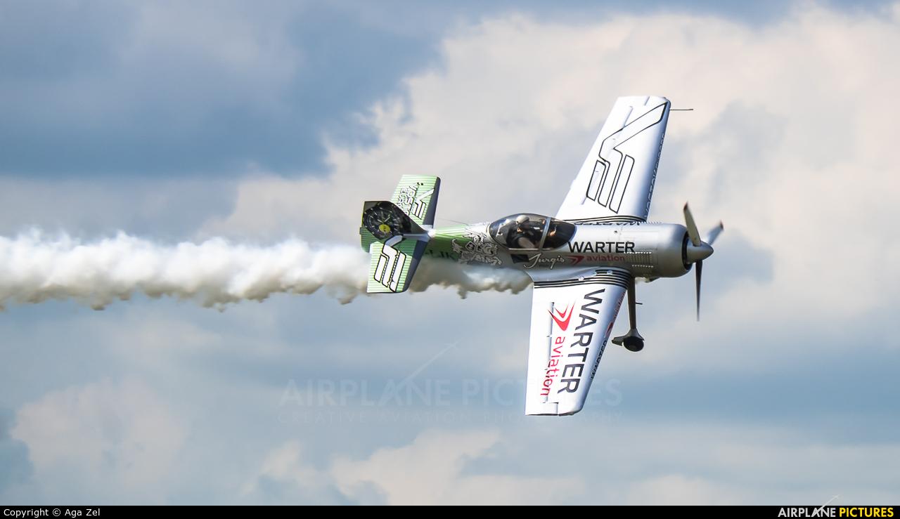 Private LY-LJK aircraft at Kraków - Pobiednik Wielki