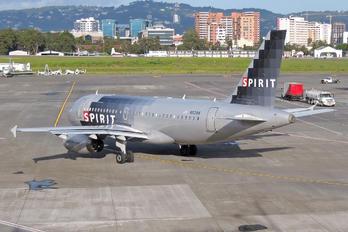 N531NK - Spirit Airlines Airbus A319