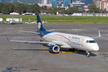 XA-AEI - Aeromexico Connect Embraer ERJ-190 (190-100)