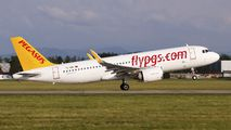 TC-NBV - Pegasus Airbus A320 NEO aircraft