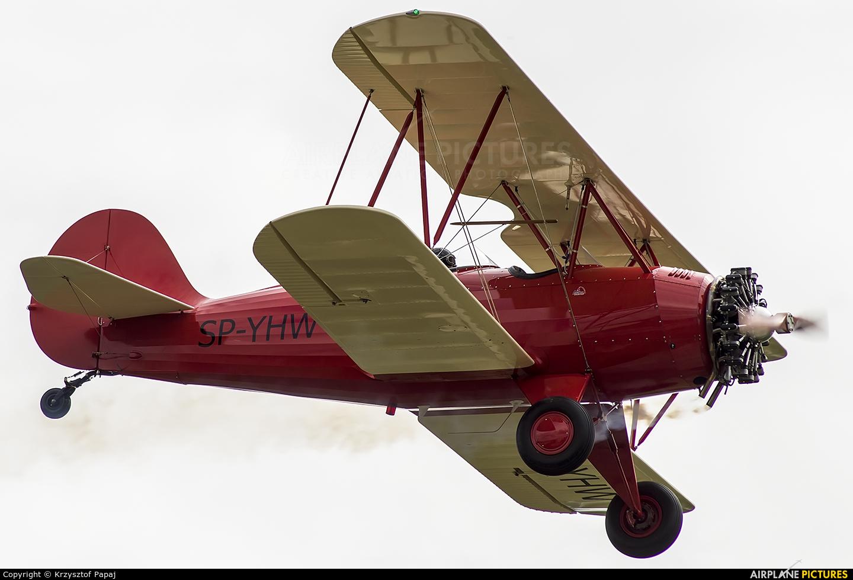 Private SP-YHW aircraft at Kraków, Rakowice Czyżyny - Museum of Polish Aviation