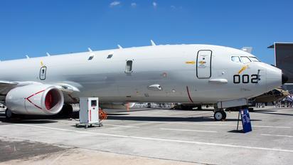 169002 - USA - Navy Boeing P-8A Poseidon