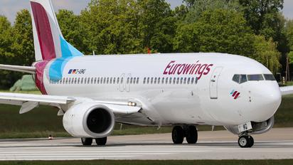 D-ABMQ - Eurowings Boeing 737-800