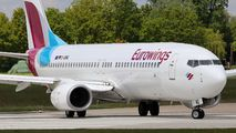 D-ABMQ - Eurowings Boeing 737-800 aircraft