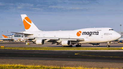 TF-AMR - Air Atlanta Icelandic Boeing 747-400BCF, SF, BDSF