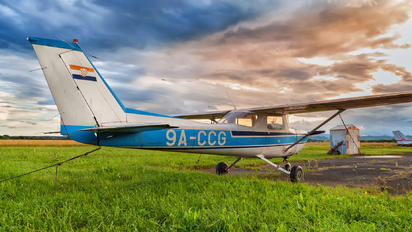 9A-CCG - Private Cessna 150