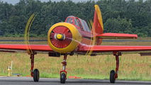 PH-YAX - Private Yakovlev Yak-52 aircraft