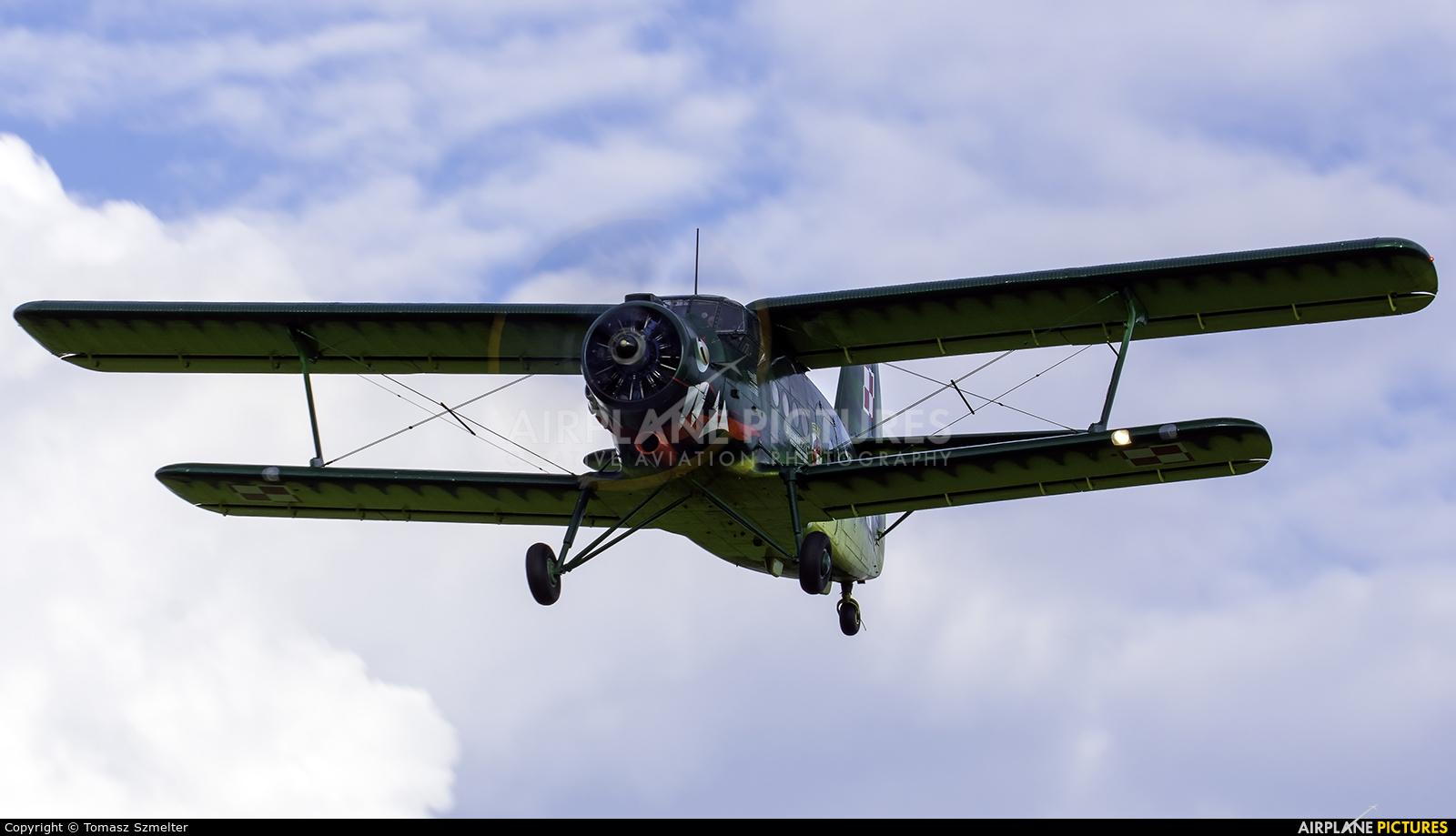 Private SP-MLP aircraft at Stalowa Wola-Turbia