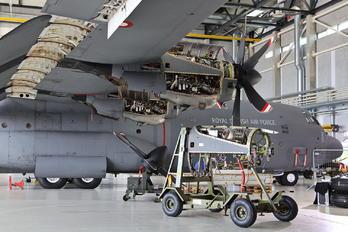 B-537 - Denmark - Air Force Lockheed C-130J Hercules