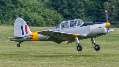 SP-YAC - Private de Havilland Canada DHC-1 Chipmunk