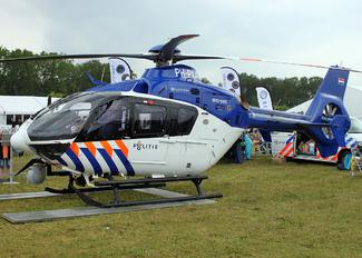 PH-PXA - Netherlands - Police Eurocopter EC135 (all models)