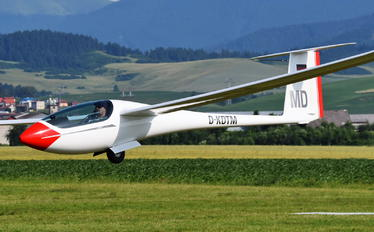 D-KDTM - Private Jonker Sailplanes JS1 Revelation 21m