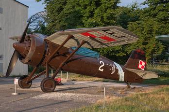 8.63 - Museum of Polish Aviation PZL P.11c