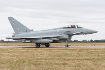 ZK357 - Royal Air Force Eurofighter Typhoon T.3