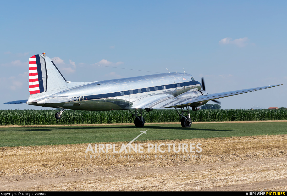 Legend Airways of Colorado N341A aircraft at Off Airport - Italy
