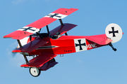 I-LYNC - Private Fokker DR.1 Triplane (replica) aircraft