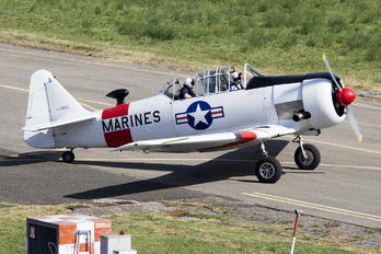 I-UOGI - Private North American Harvard/Texan (AT-6, 16, SNJ series)