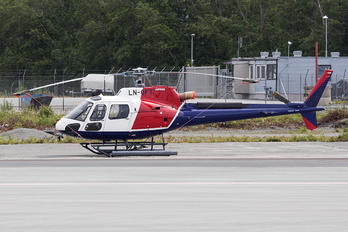 LN-OFT - Helitrans Airbus Helicopters H125